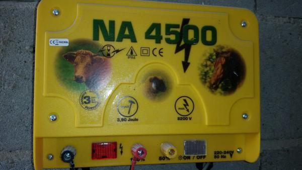 Schema Elettrico Elettrificatore Per Recinzioni : Recinti elettrici per animali funzionamento uso e tipologie