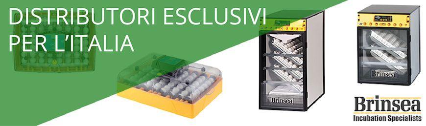 Distributori Esclusivi per L'italia